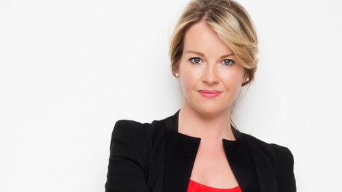 Claire Byrne is joining News at One