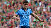 Connolly was sent off in the drawn game for striking Lee Keegan
