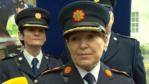 The process to hire a new permanent replacement for former Garda Commissioner Nóirín O'Sullivan has begun