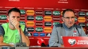 Martin O'Neill said the side were not concentrating on anything other than winning the game