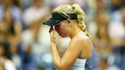 Caroline Wozniacki is out of the US Open