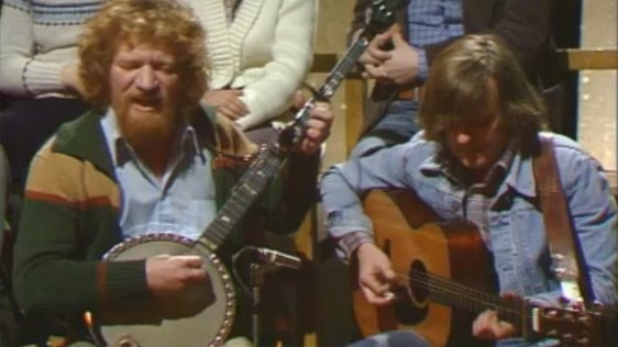 Luke Kelly singing 'On Raglan Road' on the programme 'Humours of Donnybrook' broadcast on 10 January 1979.