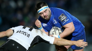 Marty Moore could be the latest Leinster player to leave these shores