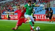 Wes Hoolahan has emerged as a doubt for Ireland