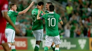 It took Ireland 27 minutes to open the scoring in Faro