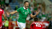 Robbie Keane added two more to his impressive international tally
