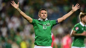 Robbie Keane: 67 goals in 145 appearance for Ireland - legend