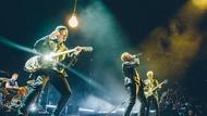 U2 at the Pala Alpitour, Turin Photo: Danny North