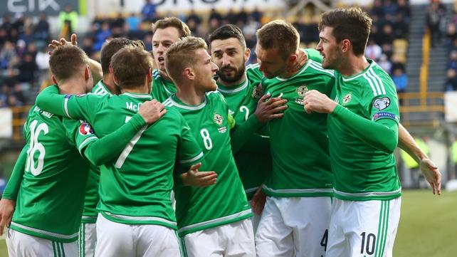 History beckons for Northern Ireland at Windsor