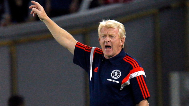 Strachan remains upbeat ahead of Germany clash