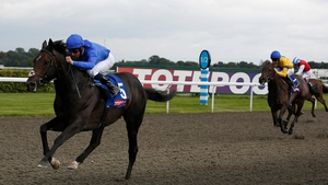 William Buick leads Jack Hobbs to victory at Kempton Park