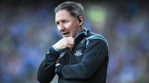Jim Gavin was appointed Dublin manager in October 2012