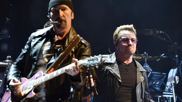 The Edge and Bono have found a way to come home