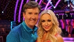 Daniel O'Donnell with partner Kristina
