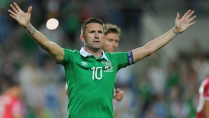Robbie Keane is desperate for another three points against Georgia