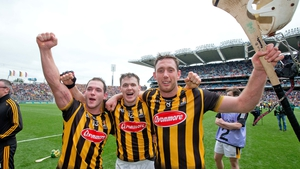 Kilkenny's Ger Aylward, TJ Reid and Michael Fennelly all feature on The Sunday Game XV