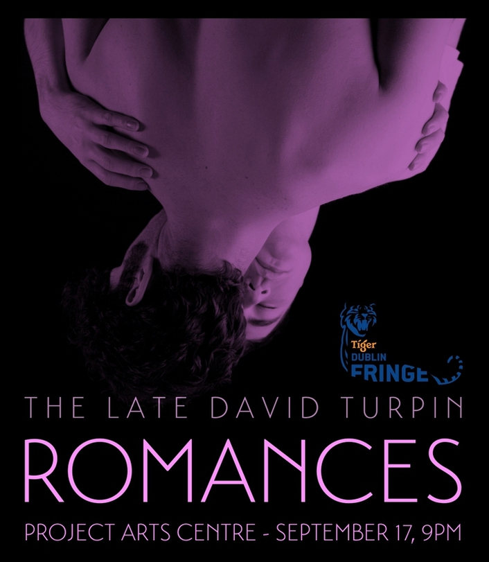 """Romances"" at the Tiger Dublin Fringe Festival 2015"