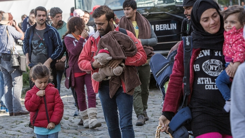 Germany has announced it is letting Syrians seek asylum regardless of where they enter the EU
