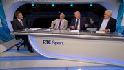 The RTÉ panel toasted a famous victory over Germany