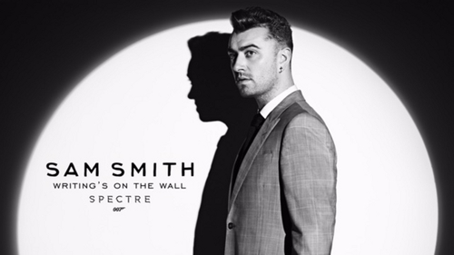 Smith says writing the Bond theme was a huge honour