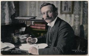 Prime Minister David Lloyd George made the fateful decision