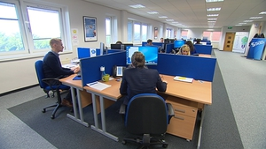 The firm currently employs around 25 people in Ireland