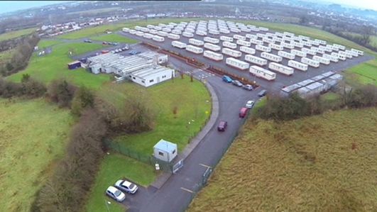 Direct Provision Centres