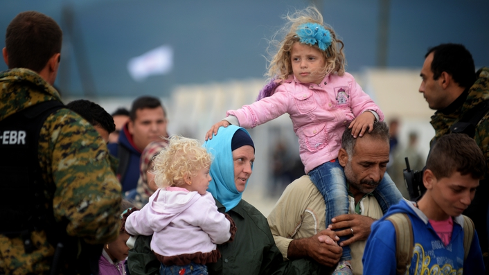 Calls for a focused response to migrant crisis