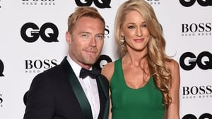A storm in a teacup: Ronan Keating's wife sets the record straight about her name