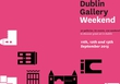 Dublin Gallery Weekend 2015