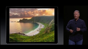 Apple CEO Tim Cook called the new iPad 'our vision of the future of personal computing'