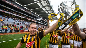Richie Hogan broke his hand playing in a club game