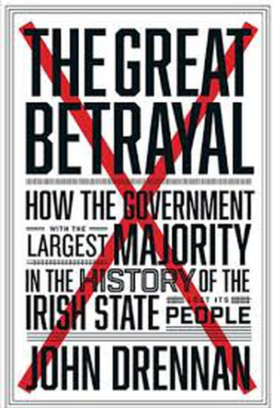 Book: The Great Betrayal