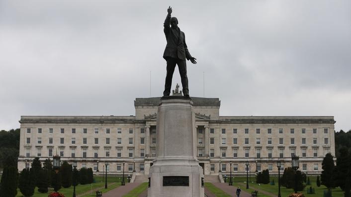 Stormont talks continue