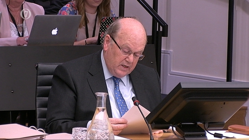 Michael Noonan said it was essential tolearnfrom past mistakes