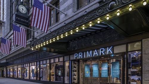 Primark opened its first US store in downtown Boston in 2015 and currently trades from eight stores in the US