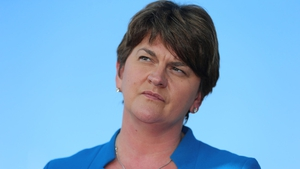 Stormont's Finance Minister Arlene Foster welcomed the announcement