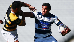 Charles Piutau in action for Auckland