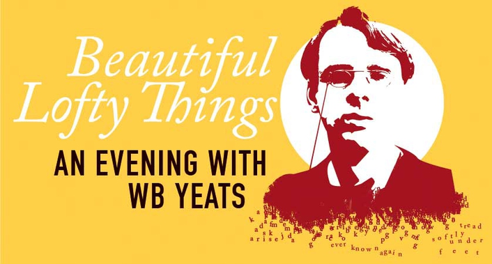 """Beautiful Lofty Things: An Evening with WB Yeats"" at the National Concert Hall"