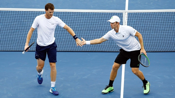 Jamie Murray and John Peers have reached their second consecutive grand slam final
