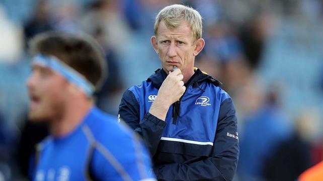 Leinster boss keen to put European woe behind him
