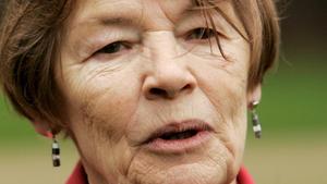 Glenda Jackson: decries the lack of roles for women