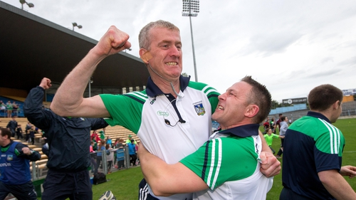 John Kiely has been handed a new two-year term as Limerick manager