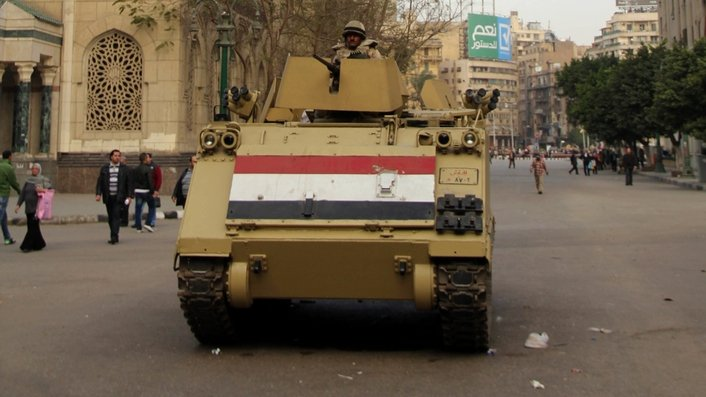 Egyptian security forces kill 12 people