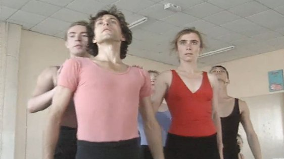 Dance Theatre Of Ireland 1990