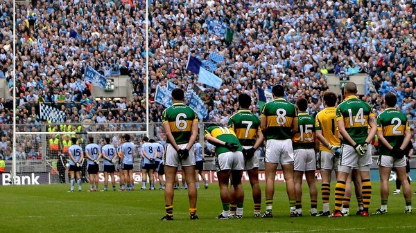 Dublin and Kerry last met in a final in 2011