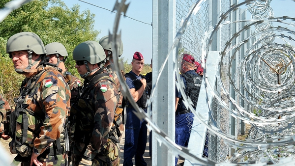 Hungary is tightening controls along its borders