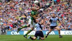 Kieran Donaghy said the mood in the Kerry camp is good