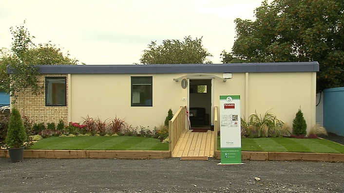 Prefab homes may be used to ease homelessness