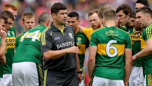 Eamonn Fitzmaurice's Kerry side were beaten in the All-Ireland semi-final